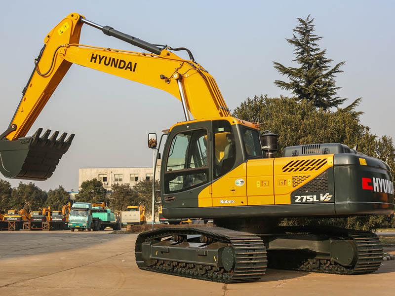 现代R275LVS挖掘机_江苏天恒伟业质量良好的-现代R275LVS挖掘机