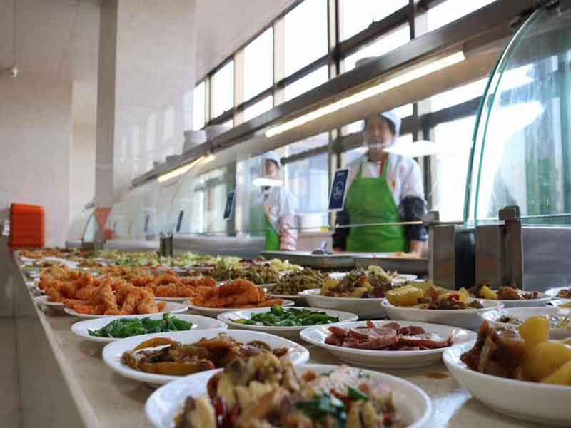 抚州食堂承包服务-有信誉度的食堂承包上哪找