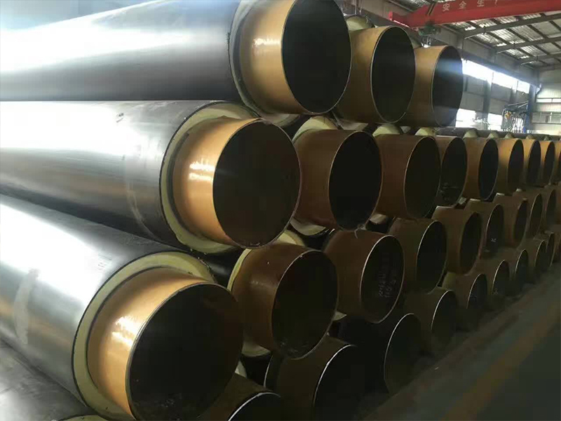 河北聚氨酯保温管供应-廊坊百傲防火供应好用的直埋聚氨酯保温管