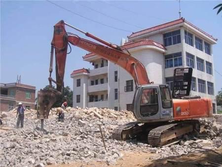 广东工程拆除需要哪些步骤