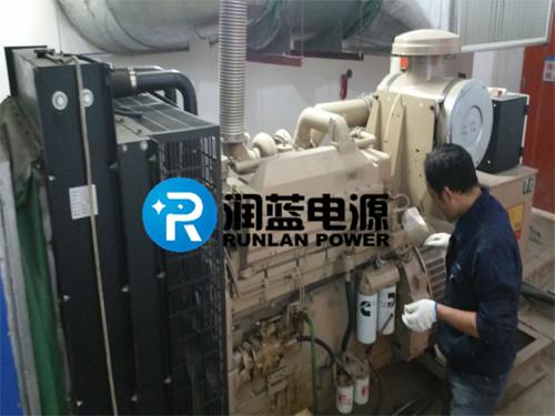 庐阳发电机组维修-上哪找可靠的发电机维修服务