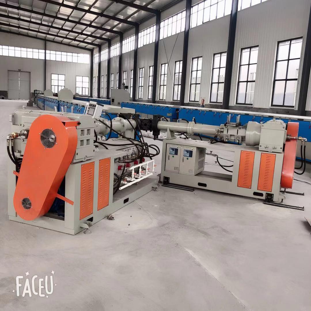 双螺杆挤出机组使用前或停机后的清洁检查,双螺杆挤出机生产厂家,双螺杆挤出机组的清洁检查