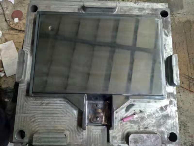 专业生产玻璃钢模压公告牌模具