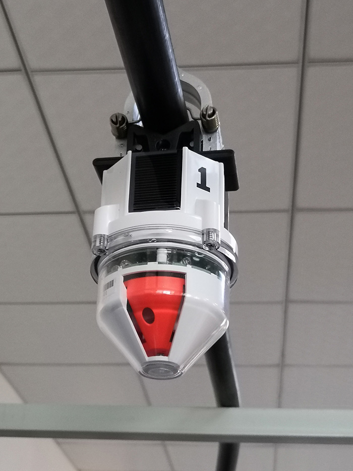带电警示故障指示综合仪