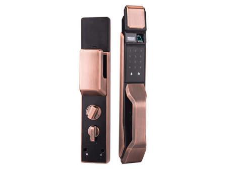长春指纹锁电磁离合和电机离合的区别你知道吗?