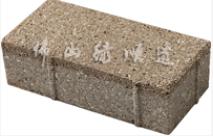 专业陶瓷透水砖LST-018-佛山绿顺透科技-知名的陶瓷透水砖LST-018供应商