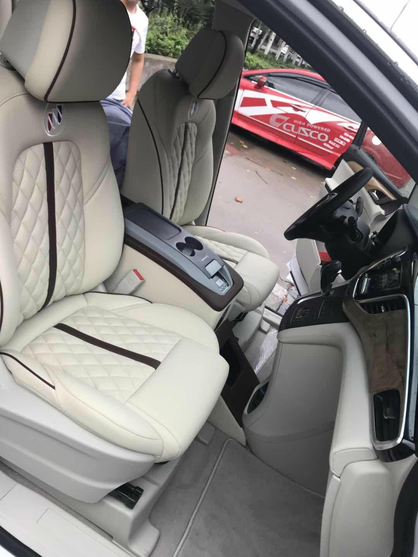 别克GL8改装哪家好-供应郑州专业奔驰威霆改装