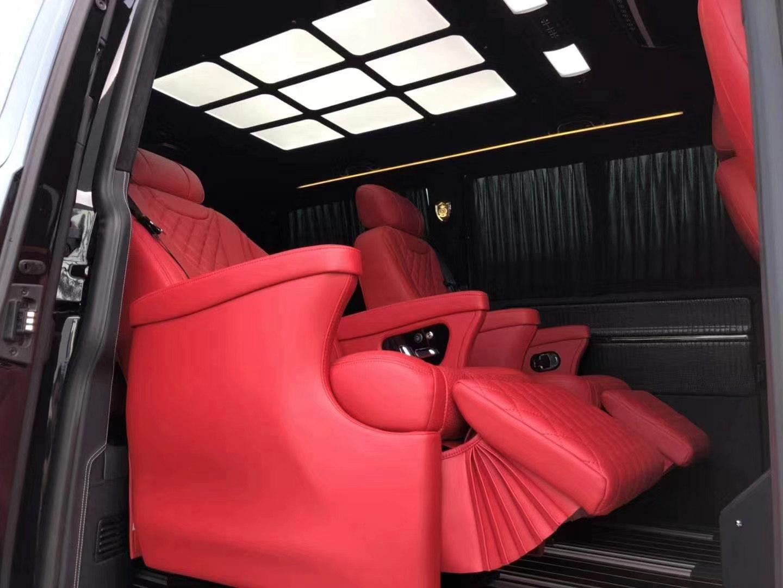 大众T6定制改装哪家好-河南捷卡龙汽车销售提供的奔驰威霆改装服务有品质
