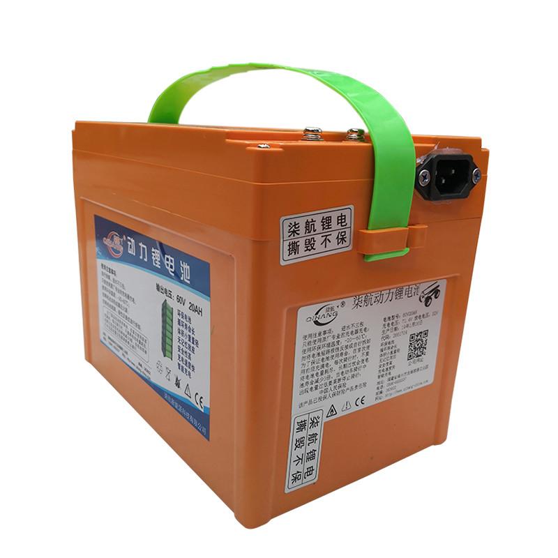 厦门叉车电池厂家 柒航新能源_口碑好的叉车锂电池公司