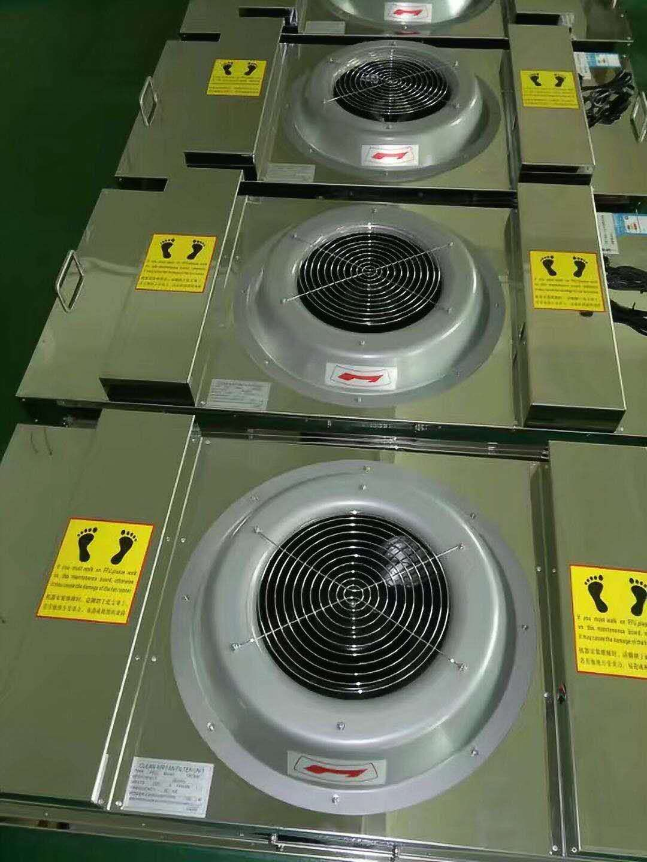 通风管道空气净化设备施工