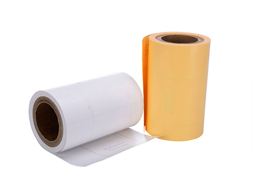 黄底离型纸,普通双硅离型纸,