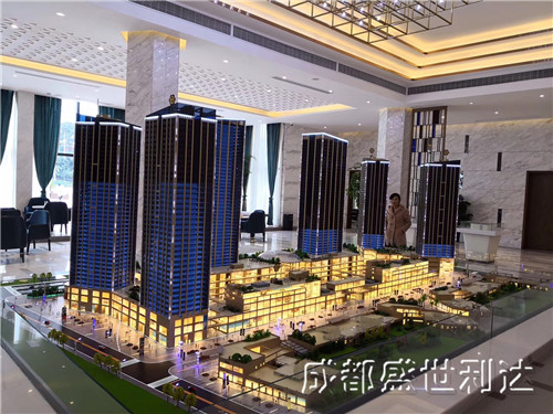 成都房地产模型,成都建筑模型制作