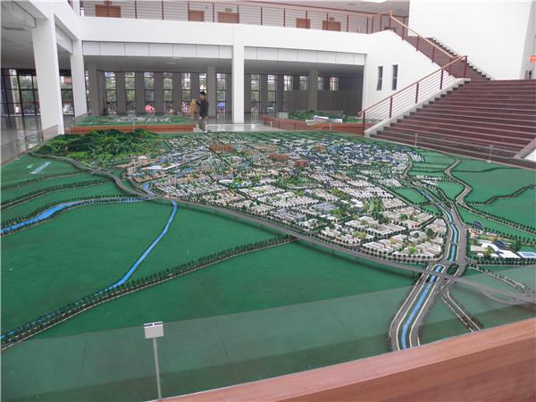 沙盘模型设计制作公司/售楼模型设计案例/怡景建筑模型设计