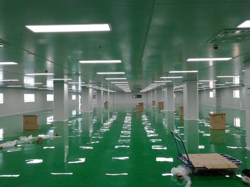 清远市无尘车间整体装修设计施工