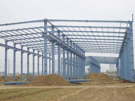 天津钢结构车间_山东不错的钢结构车间销售