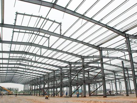 山东钢结构车间-高质量钢结构车间在哪有卖