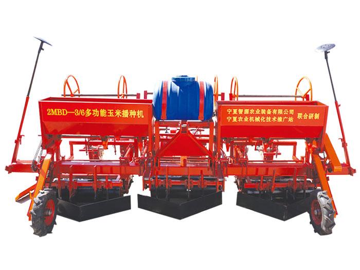兰州厂家供应播种机 吴忠哪里有质量好的宁夏播种机