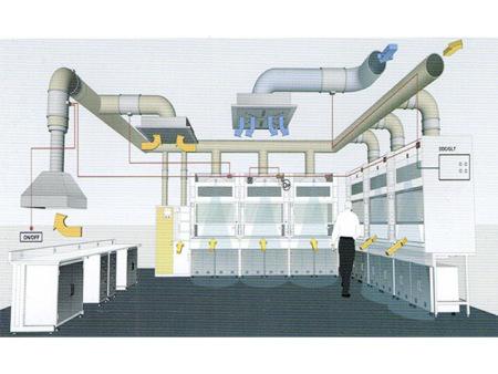 浅析真空技术在工业废气处理中的应用