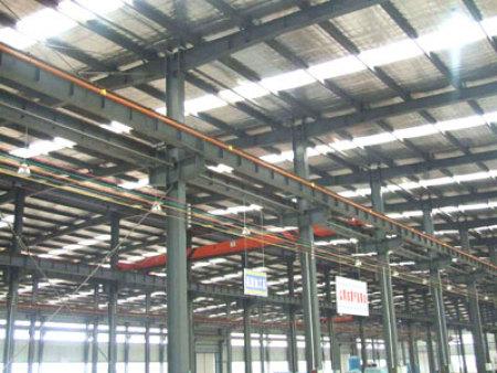 长春异型钢结构安装-辽宁异型钢结构厂房