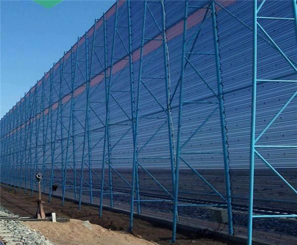 內蒙防塵網商家|買好的寧夏防塵網當然是到寧夏新發達鋼構彩板了