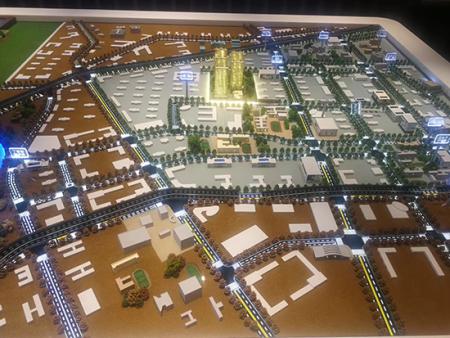 白城规划沙盘设计|有口碑的规划沙盘推荐