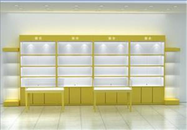 孕婴用品展柜-郑州烤漆类饰品展柜供应厂商