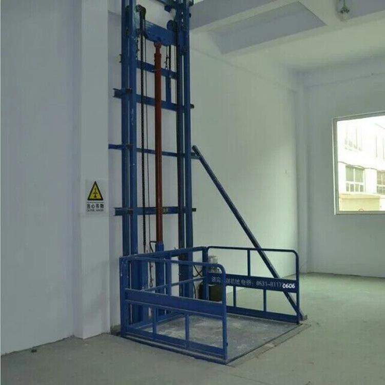 新疆軌道式升降貨梯-新疆液壓升降貨梯直銷-新疆簡易式貨梯