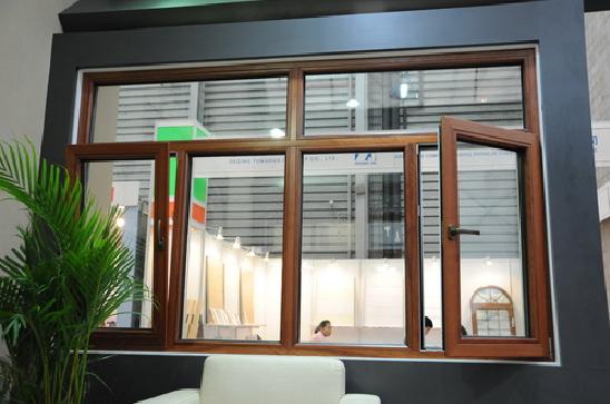 沈阳断桥铝门窗施工方案及工艺-得胜铝塑门窗