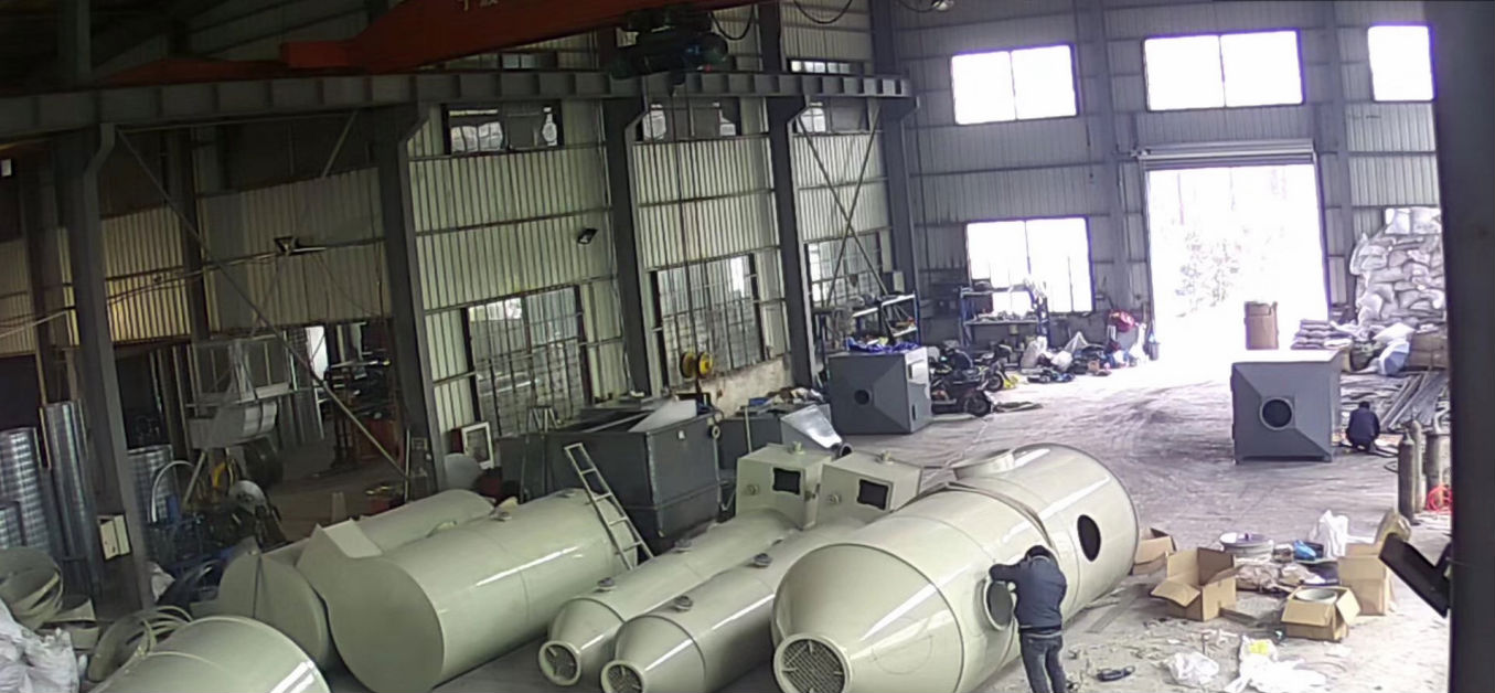 消防排烟工程-专业的环保设备供应商
