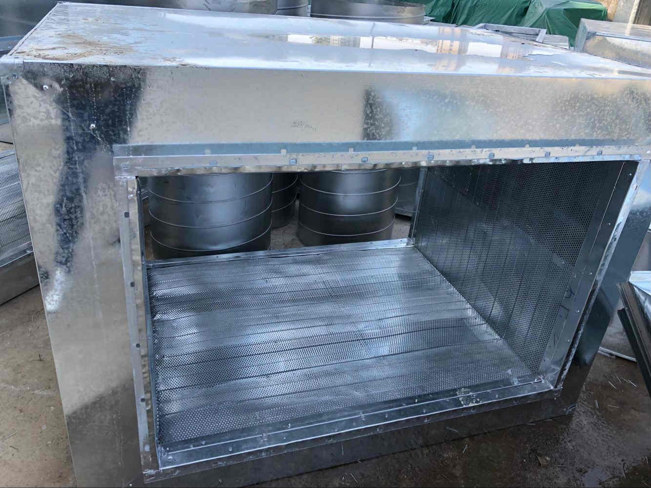 PP板材定制加工-要买称心的板材-就上广千暖通设备