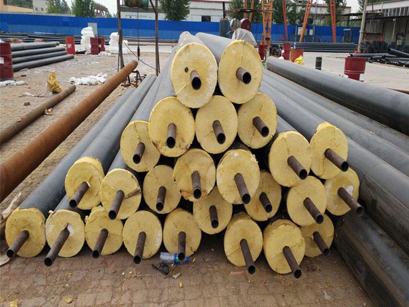 直埋保温钢管的优势