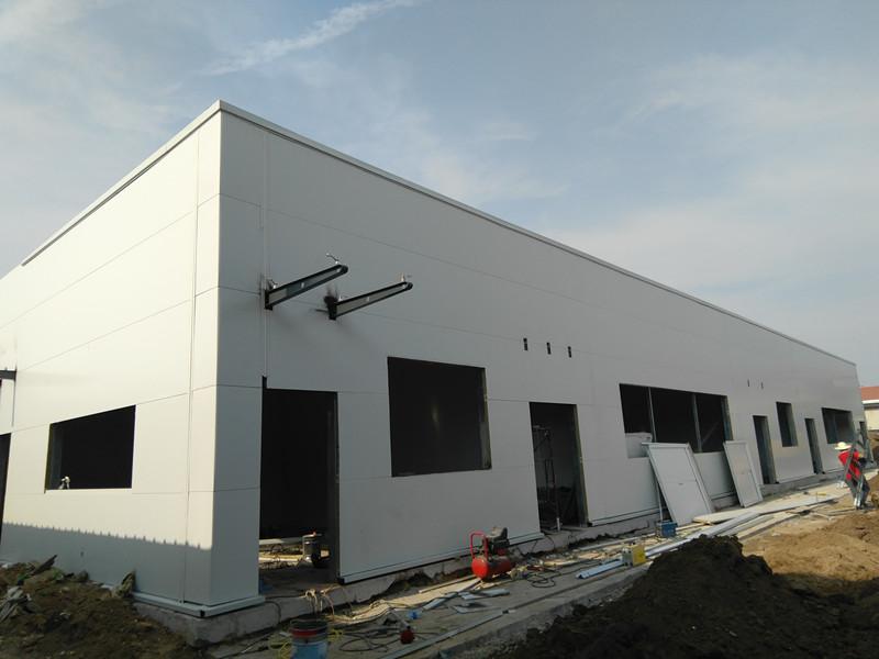 郑州钢结构厂房