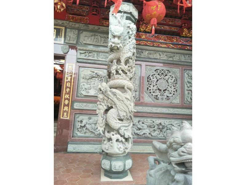 技艺精巧的石雕龙柱推荐-石雕龙柱哪里有