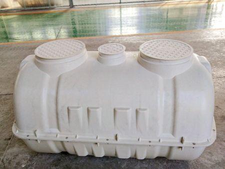 玻璃钢模压1.5立方化粪池