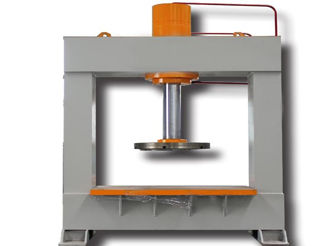 普洱茶饼压制成型机 200吨双柱油压机 框架式液压机