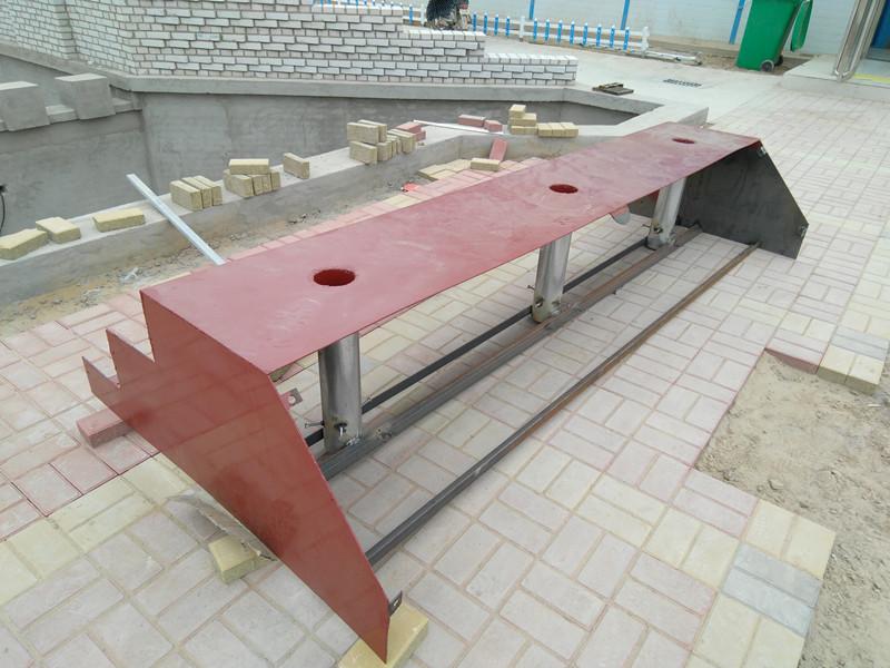 邓州组合旗台价格-物超所值的组合旗台华瑞轻钢供应