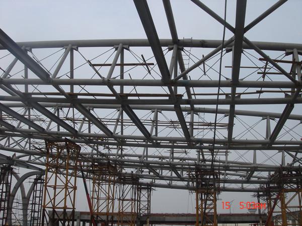 常熟钢平台 苏州钢结构厂房 南通消防钢楼梯