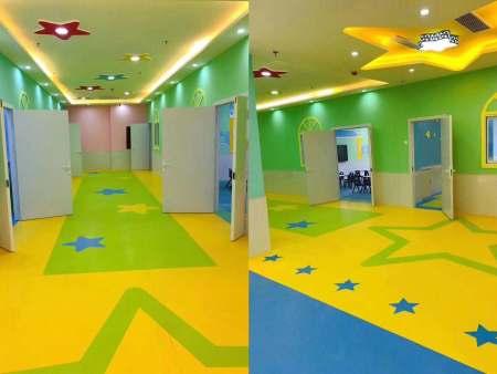 沈阳PVC塑胶地板专业供应厂家可联系森塞尔商贸