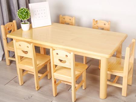 西安幼儿园桌椅