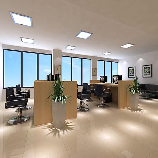 智巢投資公司辦公室設計效果圖 打造河南專業辦公室裝修設計公司