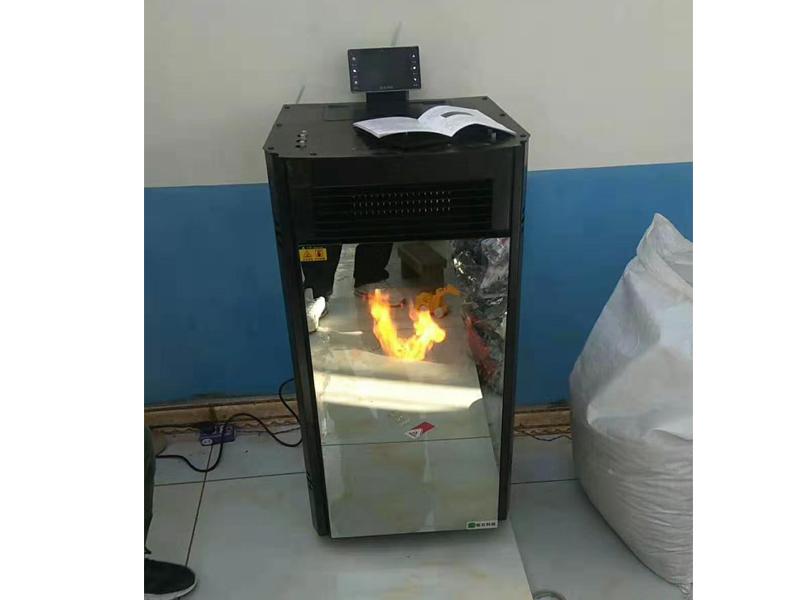 【曌沣商贸】山东生物颗粒取暖炉 山东生物颗粒取暖炉安装