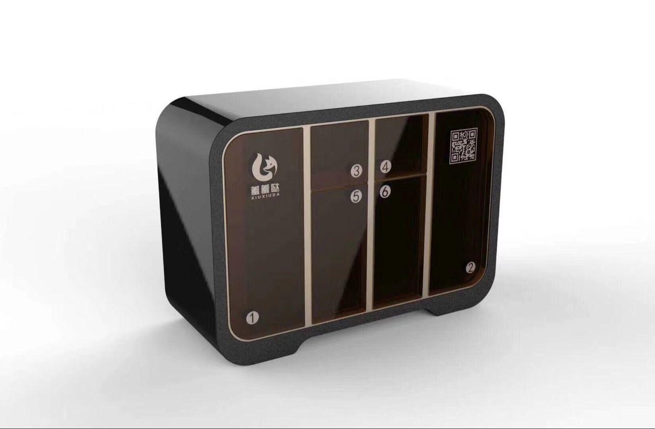 酒店共享售货柜方案-武汉吉充科技供应专业的酒店共享售货柜服务