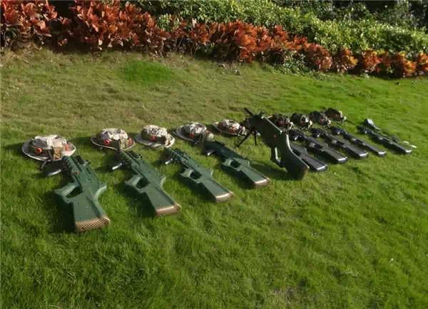 西安野戰對抗CS裝備哪家好-陜西銷量好的西安野戰裝備供應
