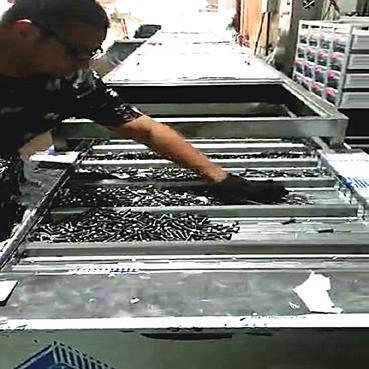 江门好用的全自动螺丝清洗烘干机出售-清洗螺丝的机器