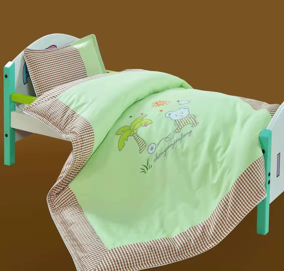 娄底幼儿园棉被-临沂口碑好的睿洋家纺幼儿园儿童被推荐