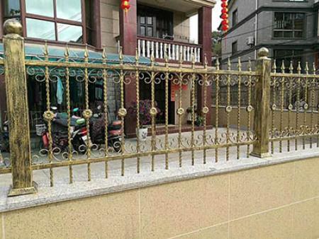 宁夏专业的铁艺护栏供应商--宁夏铁艺护栏哪家好--铁艺护栏