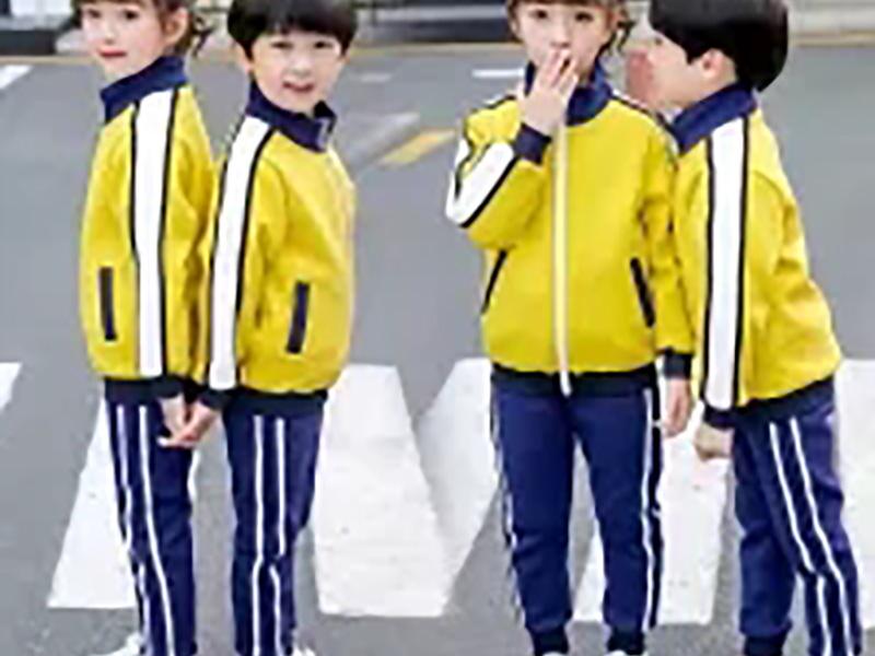兰州哪里有定制幼儿园服的_甘肃得体的兰州幼儿园服