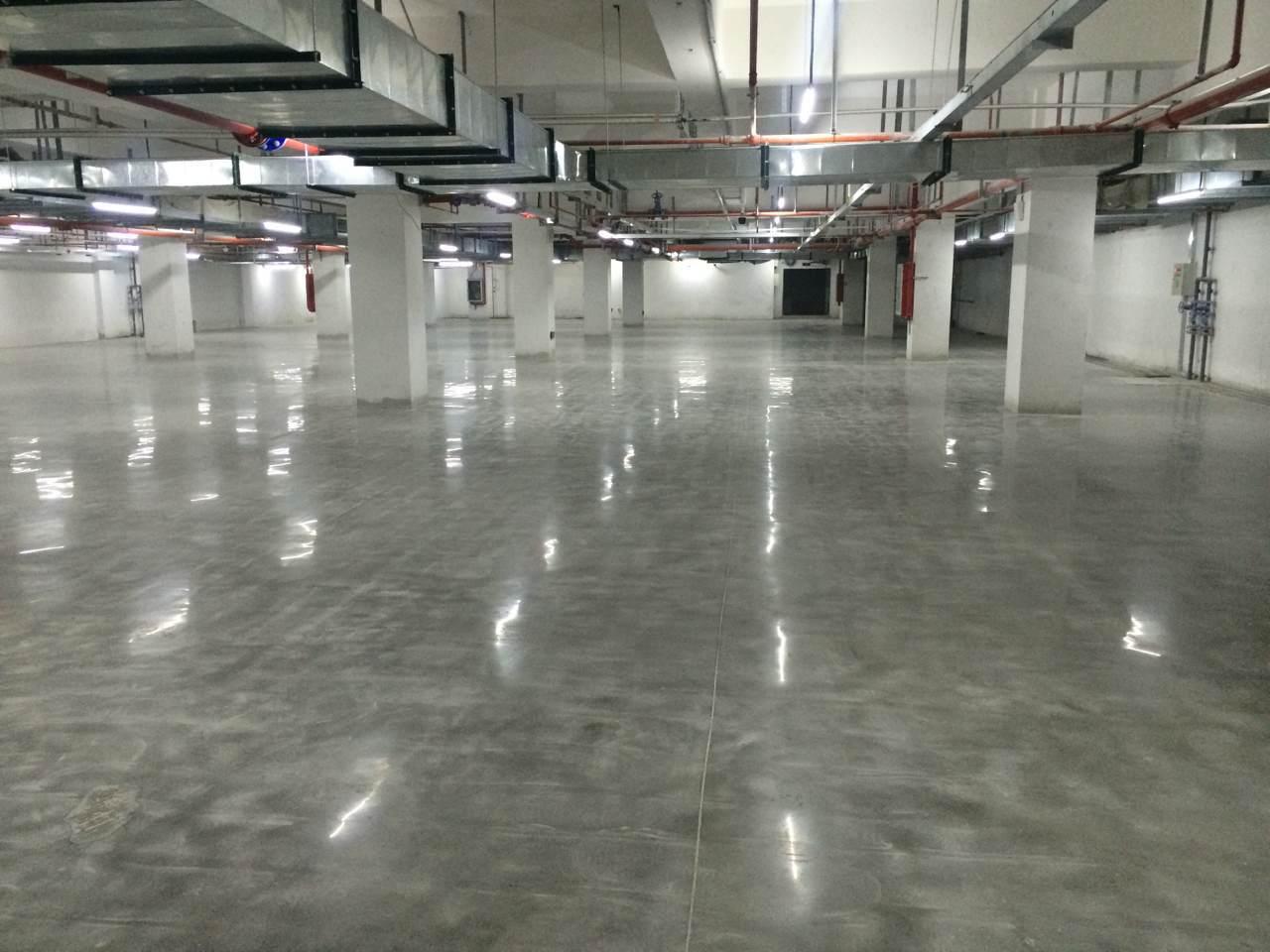 高性价固化剂地坪-上海市可信赖的密封固化剂地坪品牌