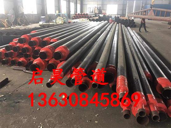 可靠优质的聚氨酯保温螺旋钢管厂家