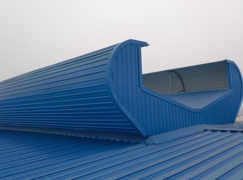 钢结构窗户单瓦包边图